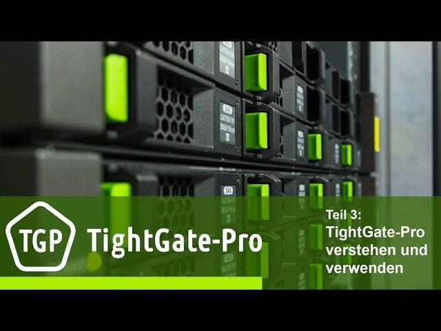 TightGate-Pro im Film